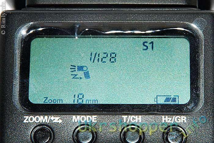 DealExtreme: JY680N - старшая модель фотовспышки для Nikon от Viltrox с поддержкой TTL и CLS.