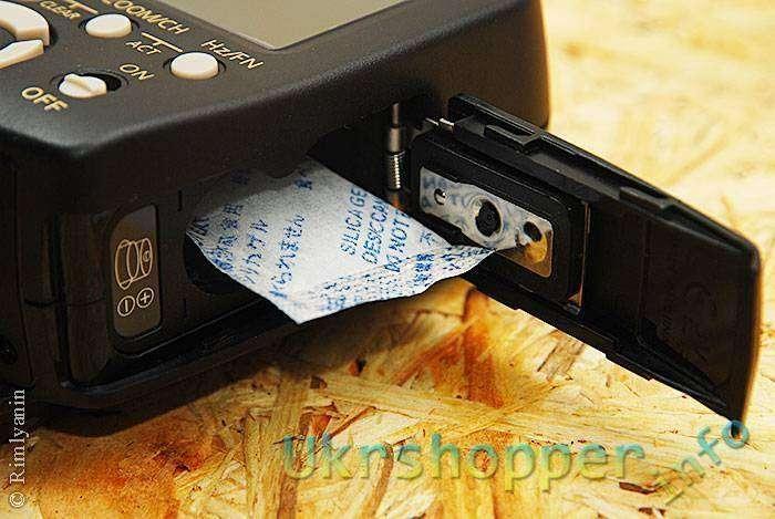 DealExtreme: Передатчик-контроллер Yongnuo YN560-TX