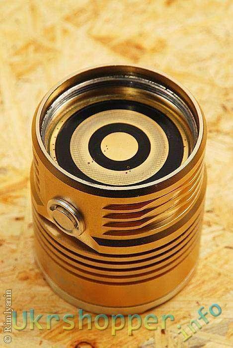Comebuy.com: Карманный прожектор SkyRay King 3 Cree XM-L T6 2800-люмен, кингоклон.