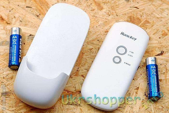 DealExtreme: Аварийный аккумуляторный фонарик с ночником HuntKey WX01-220