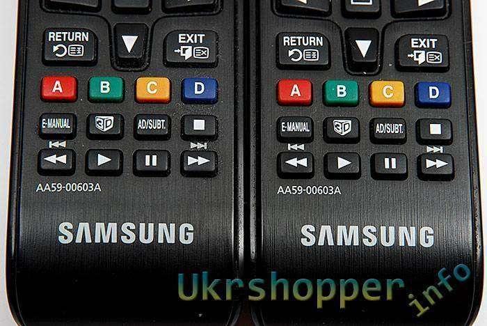 Ebay: Пульт ДУ для телевизора.