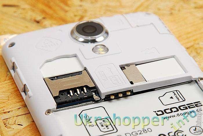 DealExtreme: Новая модель от компании Doogee: Leo DG280