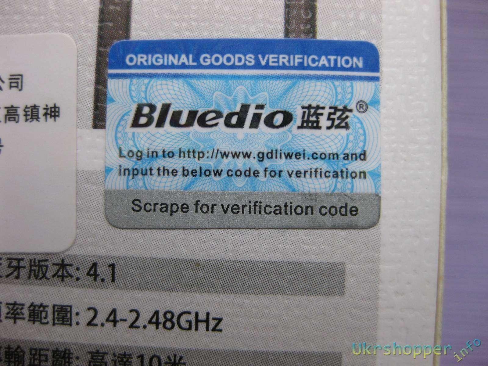 Tmart: Bluedio N2 -  Bluetooth гарнитура не выдерживающая никакой критики