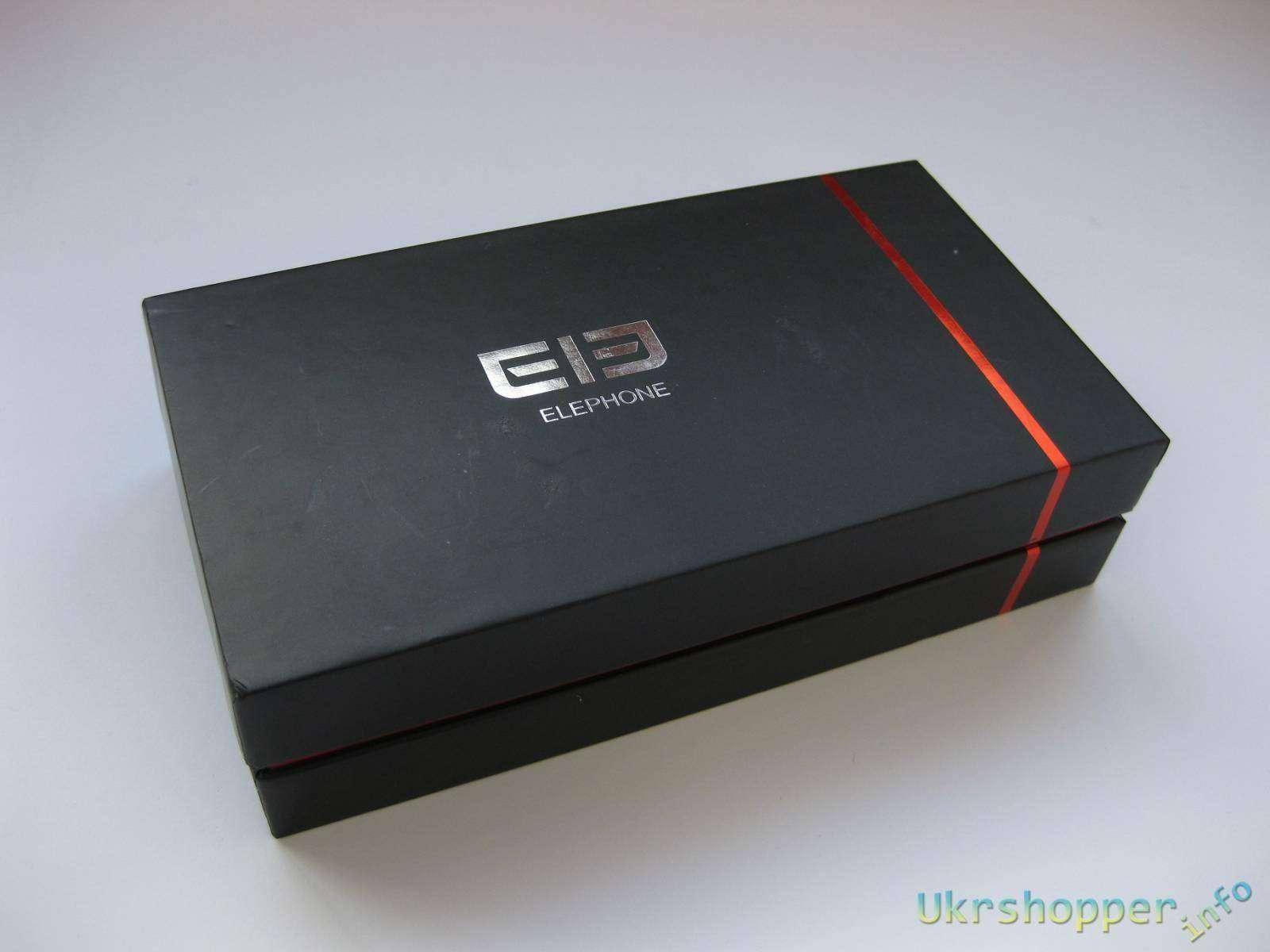 CooliCool: Elephone G6 - подробный обзор смартфона