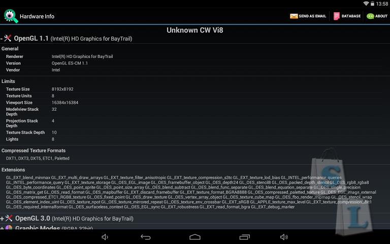 DealExtreme: Chuwi Vi8  Dual OS - обзор мультисистемного планшета