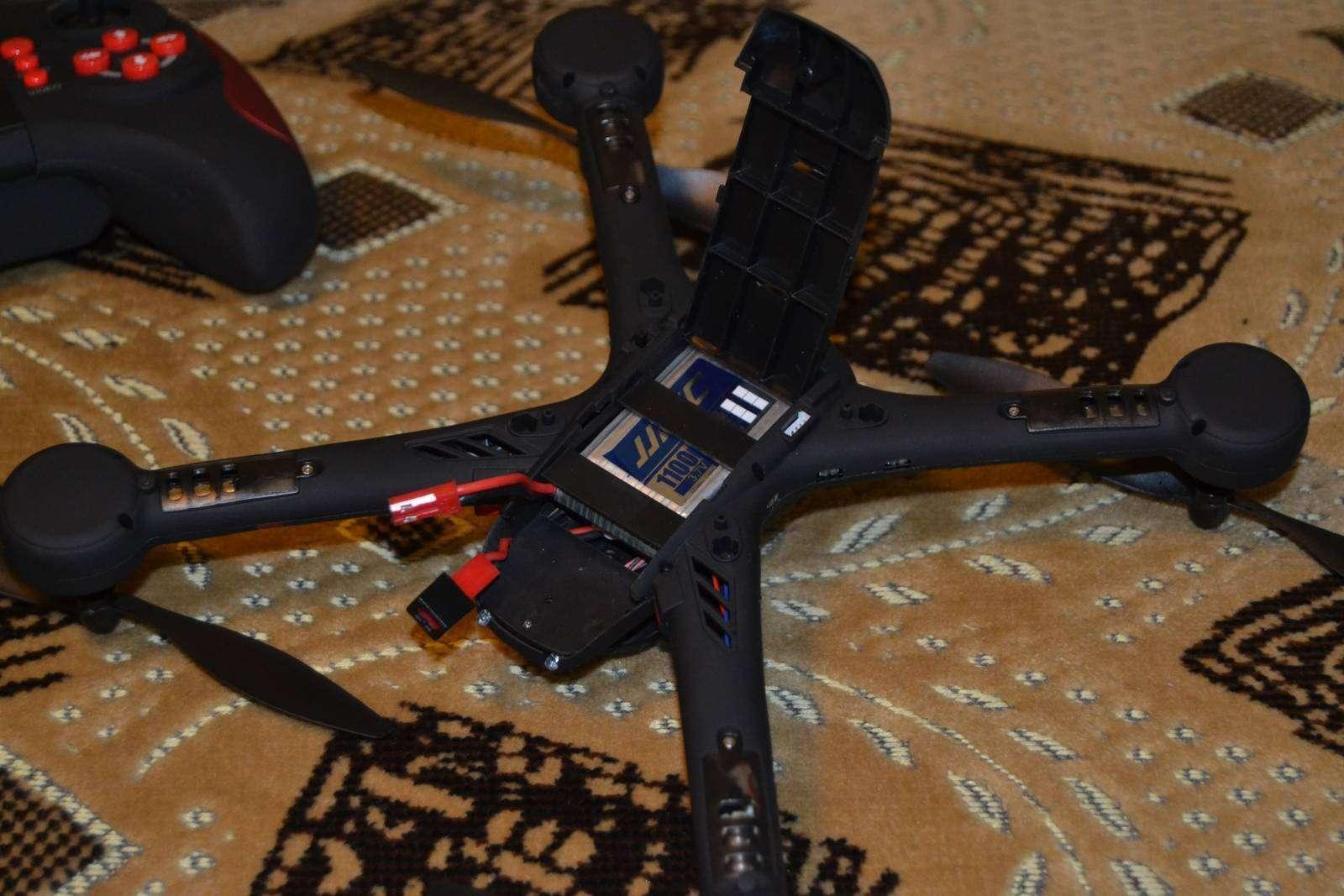 Другие - Китай: Квадрокоптер JJRC H11WH с FPV  - обзор от непрофессионального пользователя