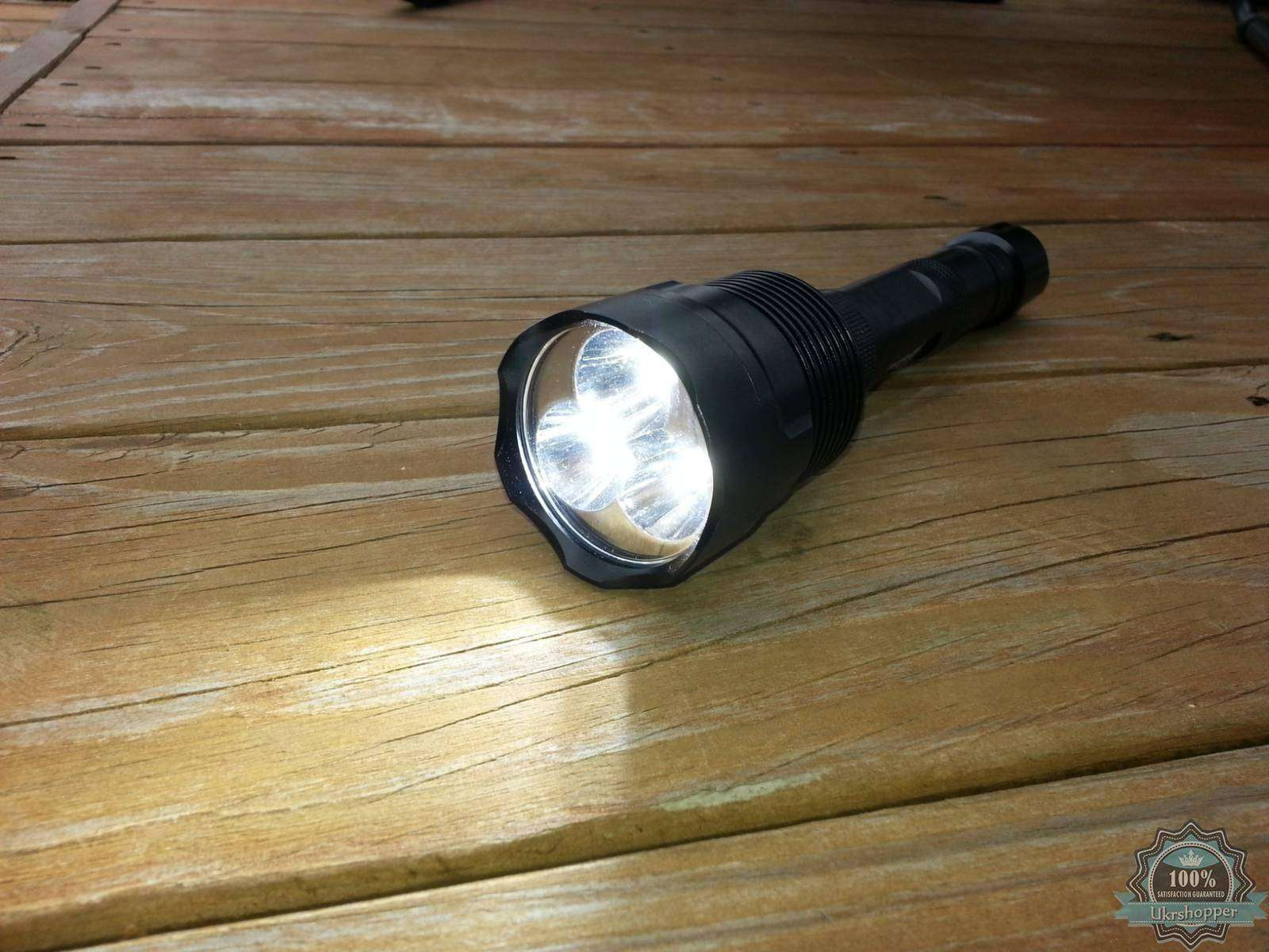 Tmart: Обзор мощного фонаря TrustFire CREE XM-L T6 5-Modes 3800LM