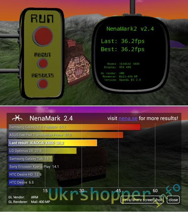 TinyDeal: Реплика iPhone 5c – бюджетный двуядерный смартфон Xiaocai X800