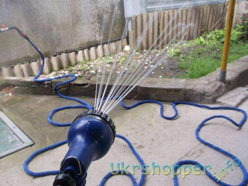 ChinaBuye: Растягивающийся поливочный шланг