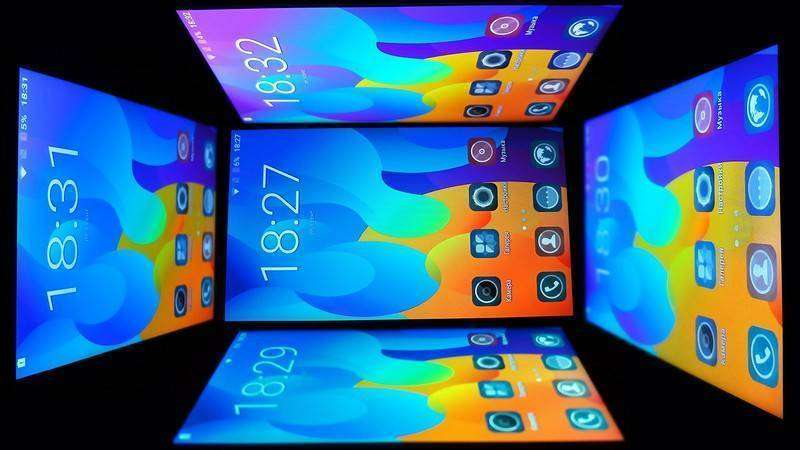 GearBest: Homtom HT37 Pro с 3Гб RAM и 4G – улучшенная версия смартфона с «цветомузыкой»