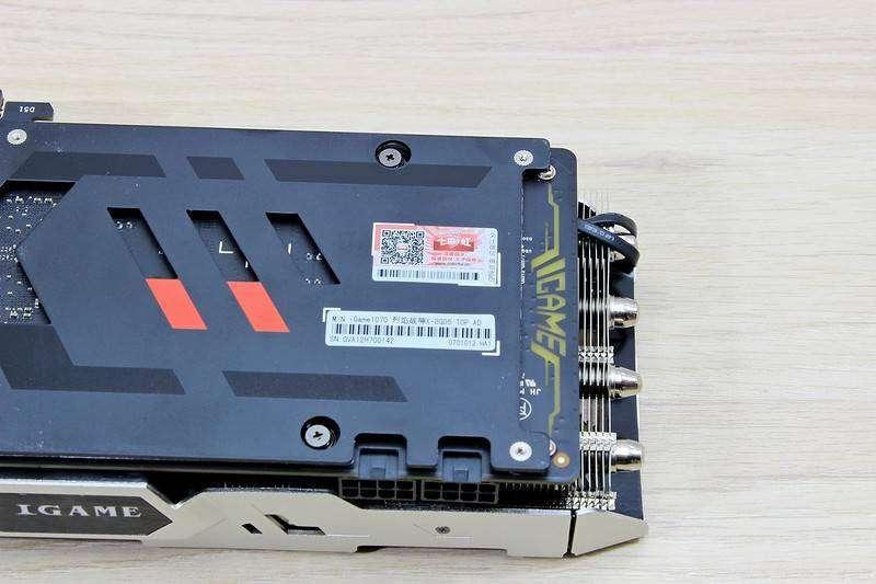 GearBest: Обзор и тестирование китайской видеокарты iGame1070 X-8GD5 из топовой линейки Colorful