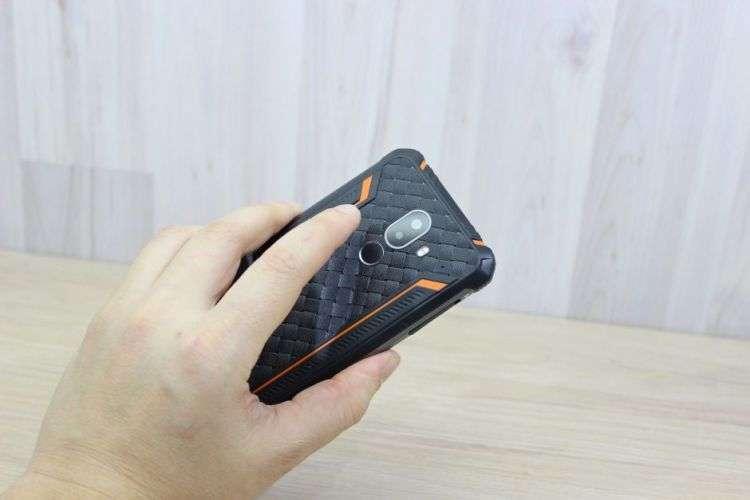Aliexpress: Обзор смартфона Zoji Z33: защита IP68, 3+32 Гб, батарея на 4600мАч и доступная цена