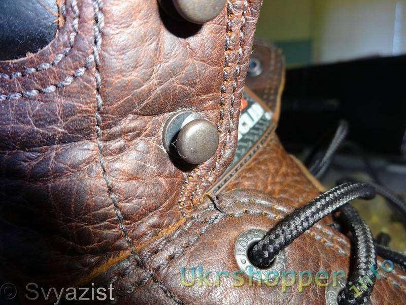 Ebay: Рабочие ботинки Rocky Iron Clad Waterproof модель 5696.