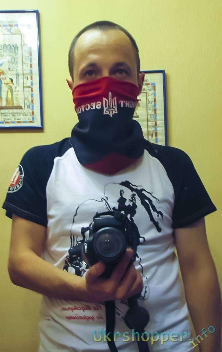 Другие - Украина: Футболка и бандана из магазина Правый сектор