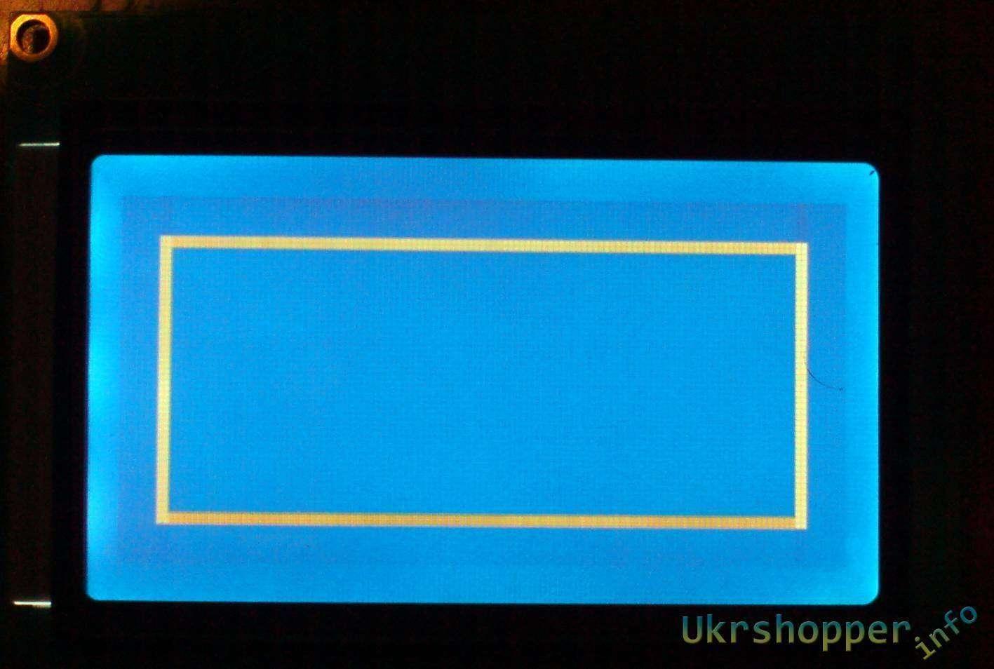TinyDeal: Графический монохромный дисплей LCD12864B