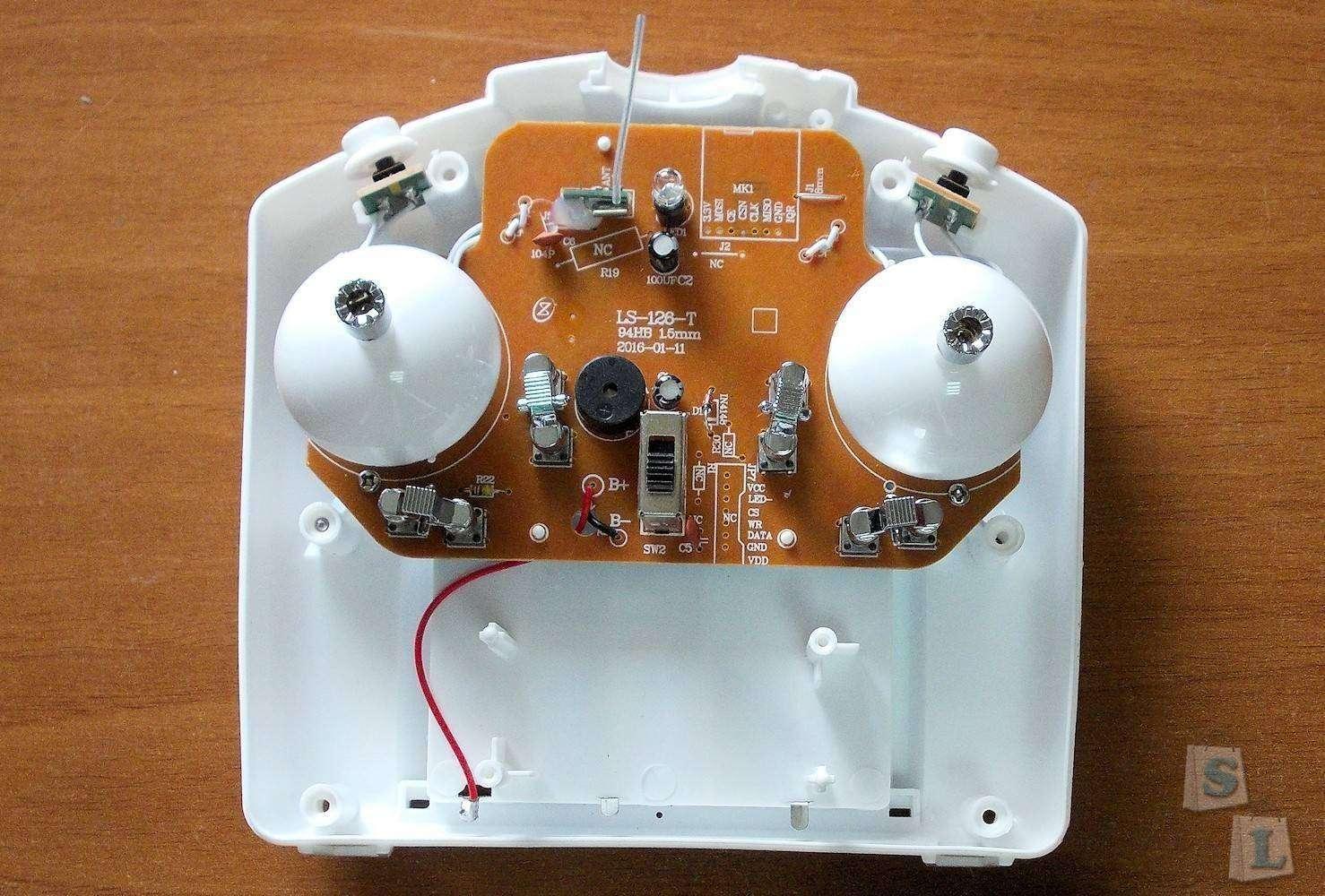 Banggood: Eachine E30 - большой квадрокоптер начального уровня