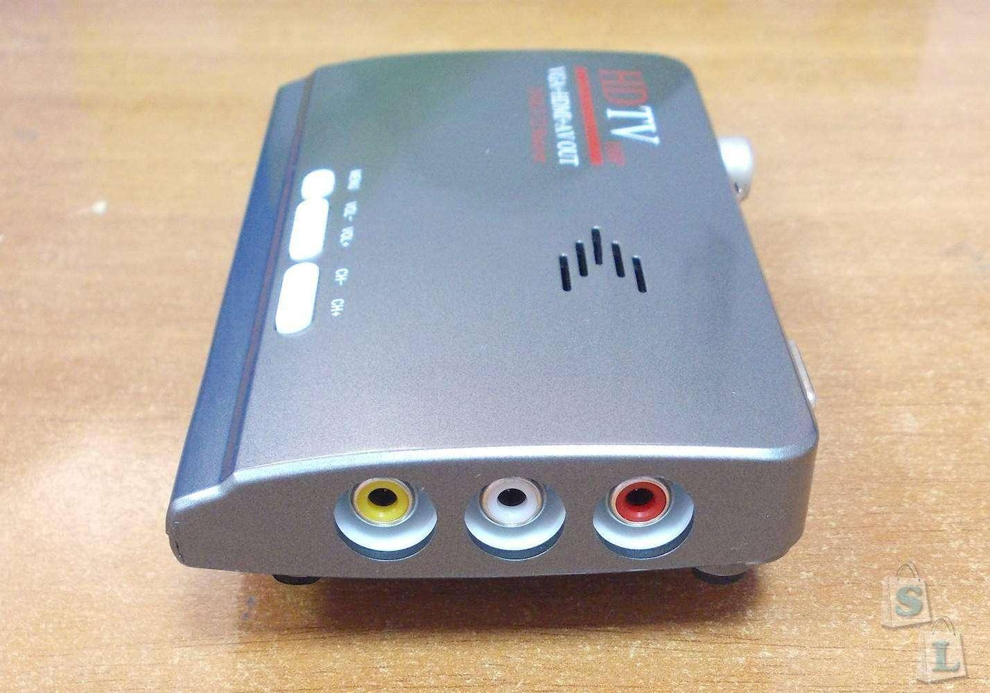 Banggood: DVB-T/T2 Тюнер — медиацентр