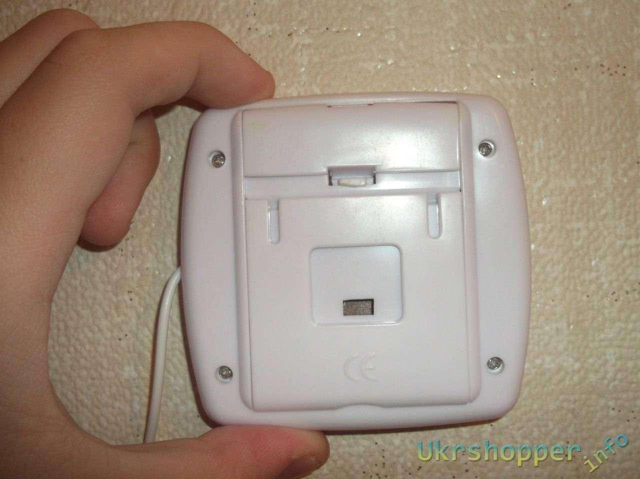 TinyDeal: Цифровой термометр с выносным датчиком (более продвинутая модель)