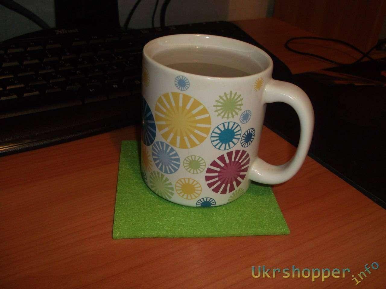 TinyDeal: Подставки под чашки, тарелки, заварочные чайники ну и под всё остальное горячее.