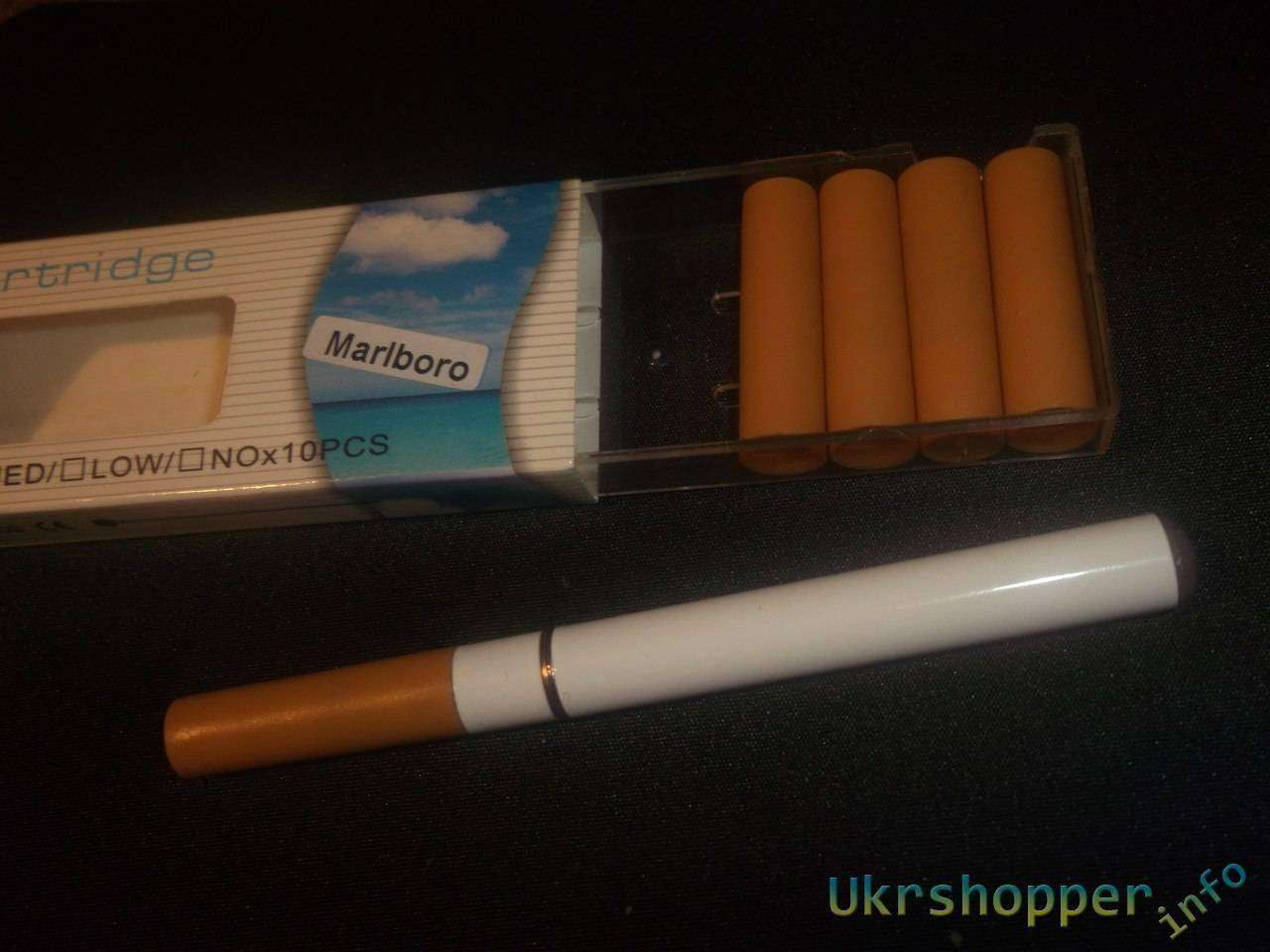 TinyDeal: Самая дешёвая Электронная сигарета