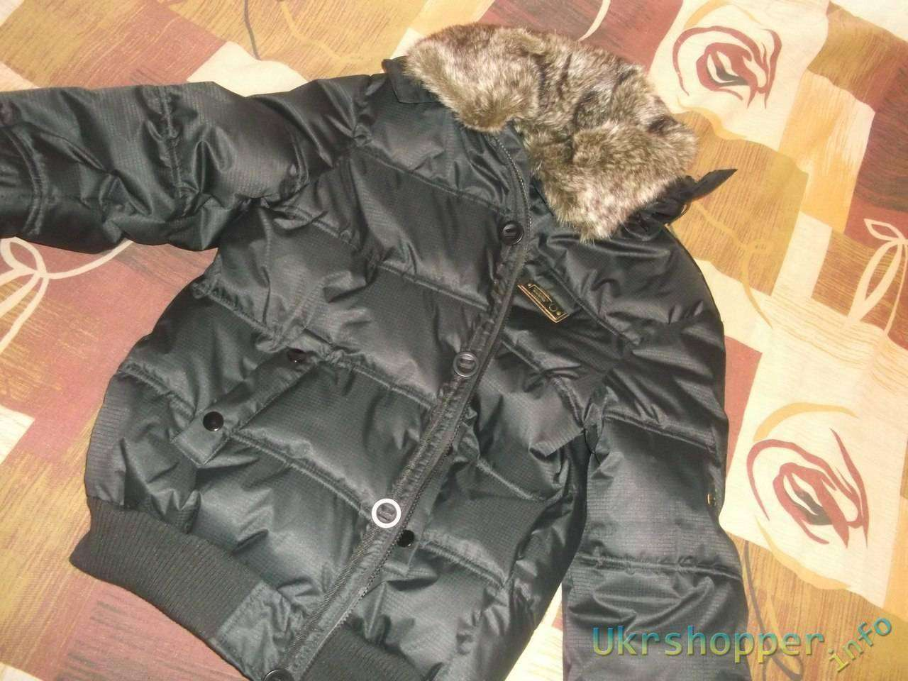 TinyDeal: Недорогая зимняя куртка