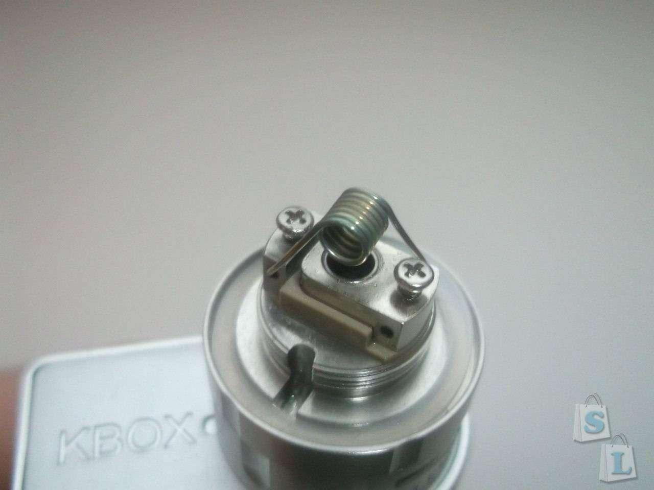 Другие - Китай: Eleaf Lemo 2. обслуживаемый атомайзер (электронные сигареты).