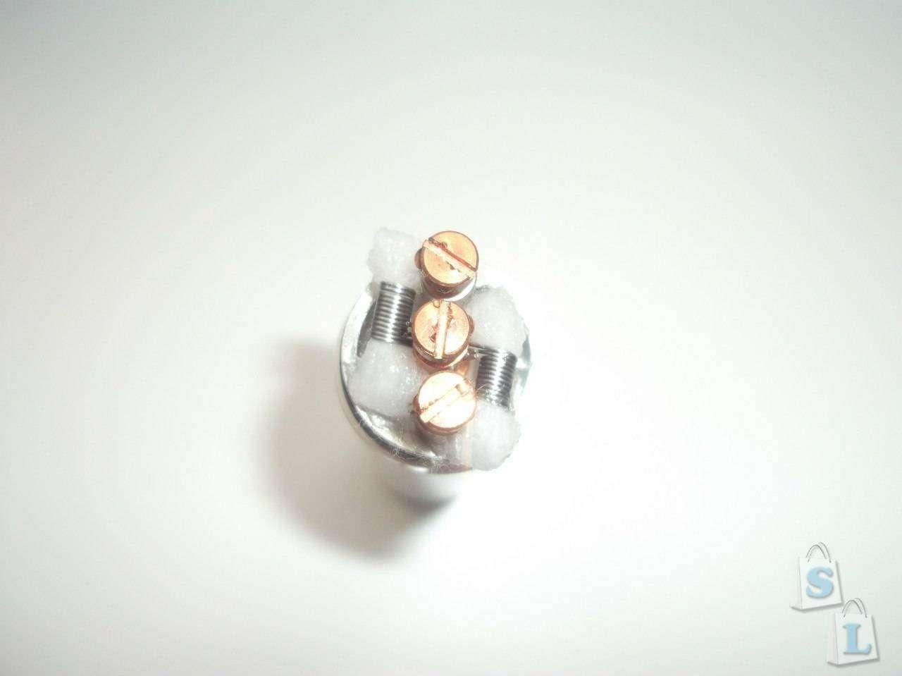 Другие - Китай: Механический мод SMPL + дрипка Doge V2 (мощная электронная сигарета из магазина angelcigs.com)