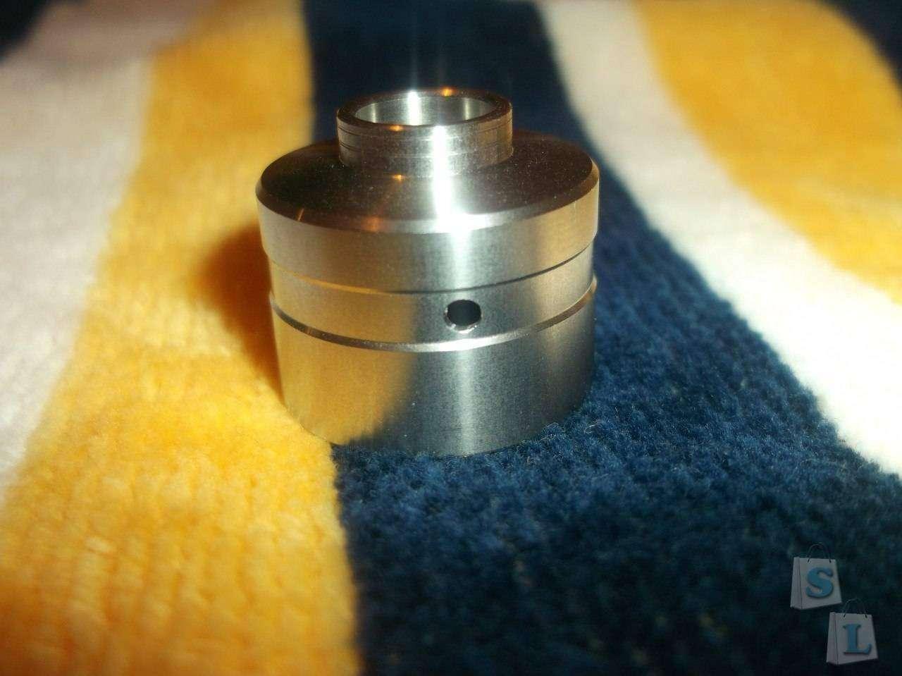 GearBest: K.Loud by Hotcig, маленький обслуживаемый атомайзер (клон).
