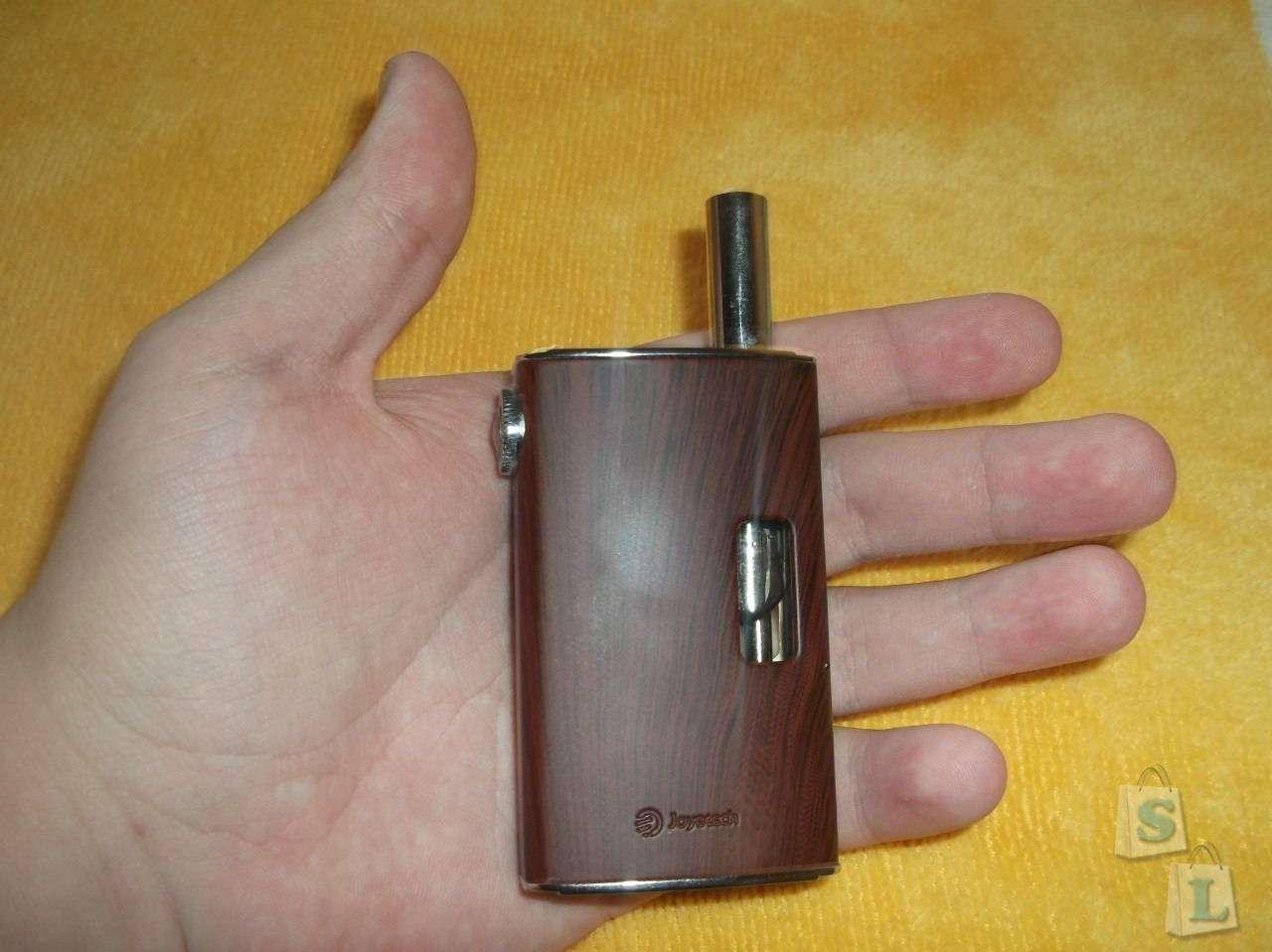 Cigabuy: Электронная сигарета Joytech eGrip.