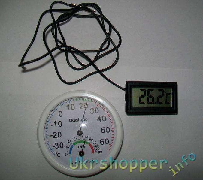 TinyDeal: 2в1 термо-гигрометр