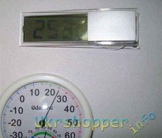 TinyDeal: Цифровой термометр