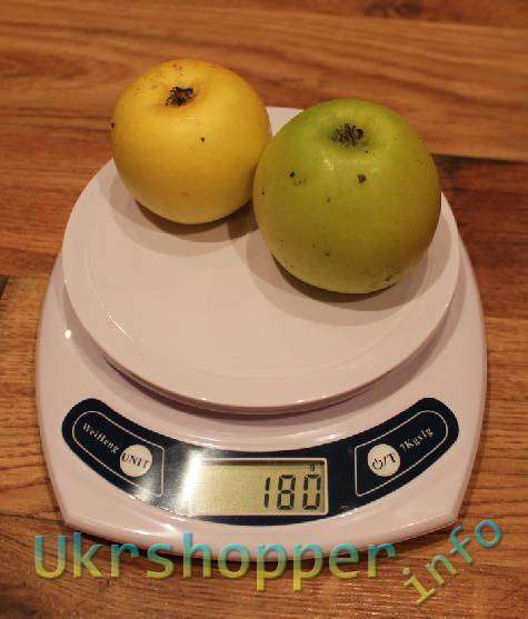EachBuyer: Кухонные весы
