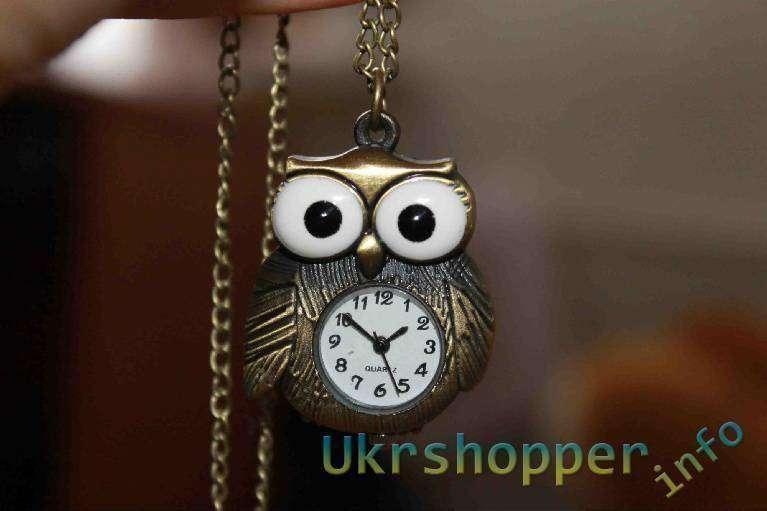 EachBuyer: Часы в форме совы