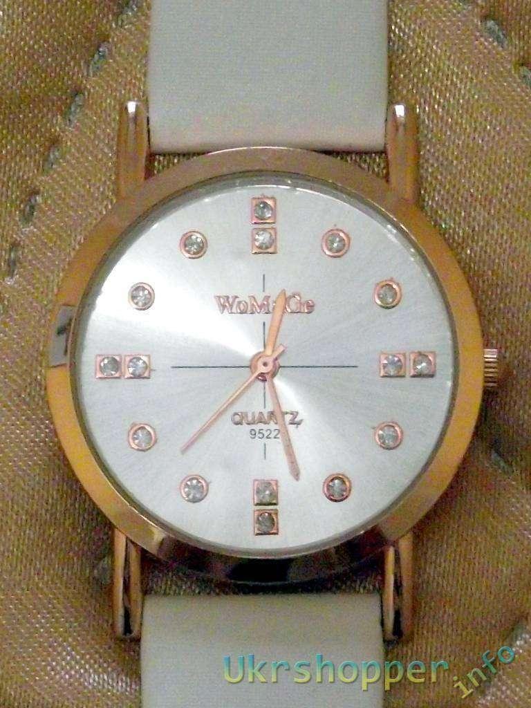 TinyDeal: Часы женские