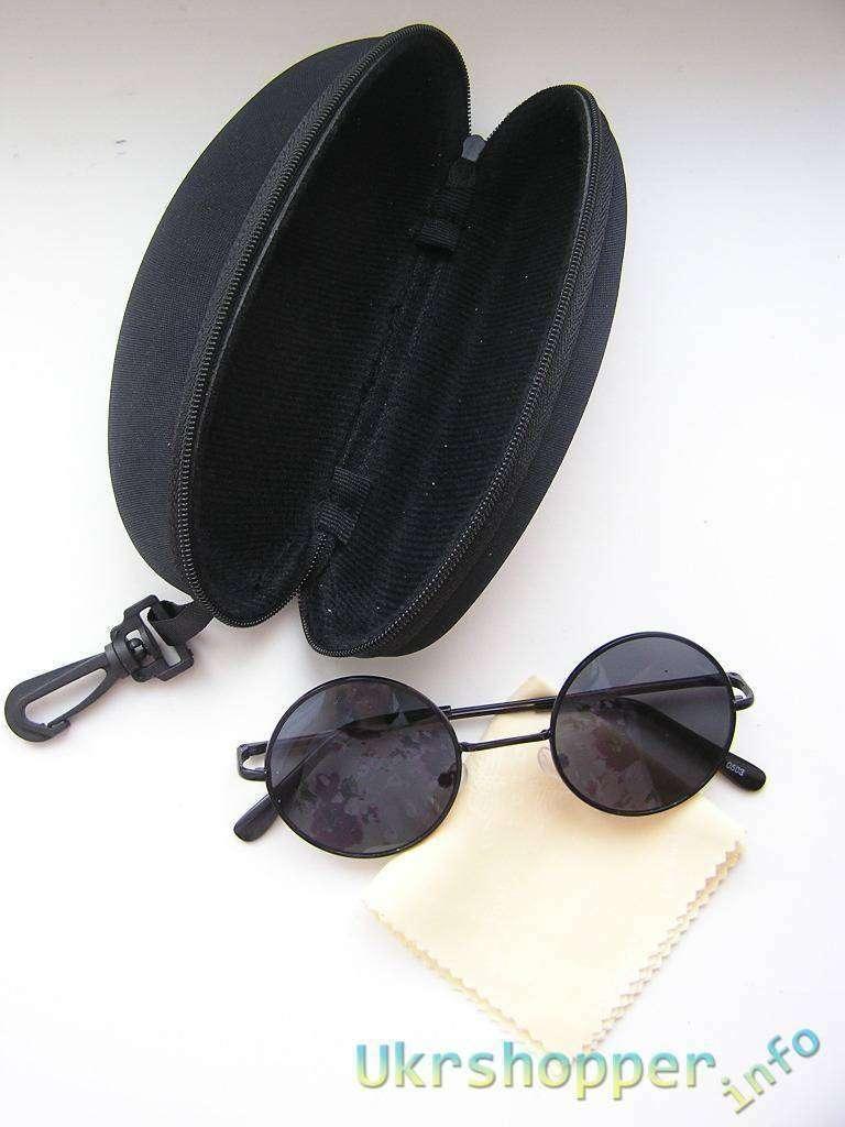 DealExtreme: Круглые очки тишейды (велосипеды)