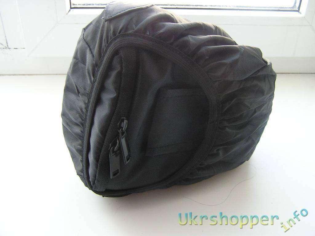 Tmart: Мягкая сумка для фотокамер с водонепроницаемым чехлом