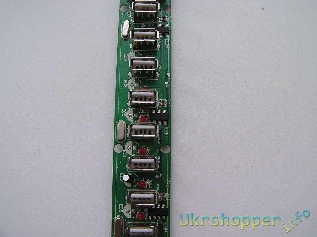 Tmart: 10-портовый USB 2.0 концентратор