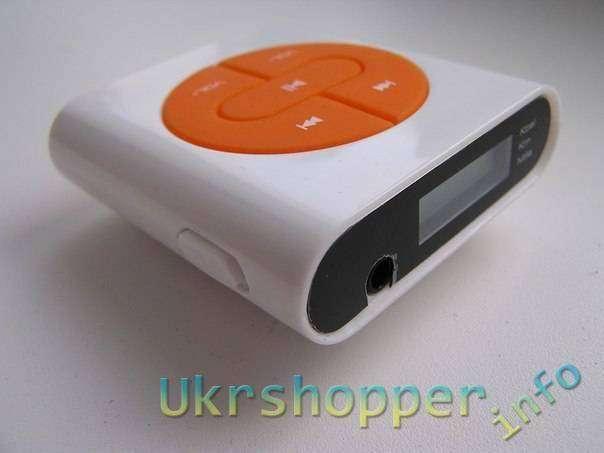 TinyDeal: Многофункциональный шагомер с MP3