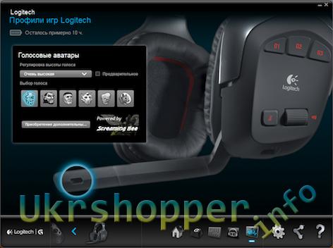 Сокол: Обзор лучшей беспроводной гарнитуры Logitech G930