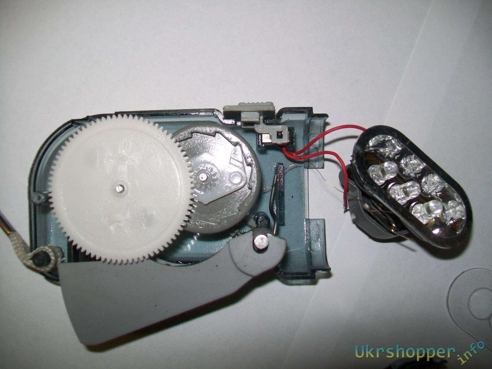TinyDeal: Инерционный фонарик