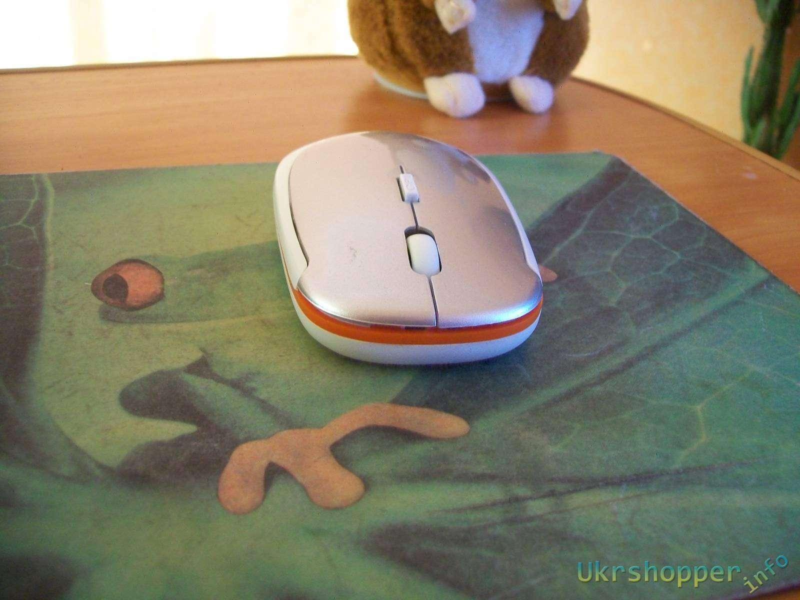 TinyDeal: Мышь + переходник