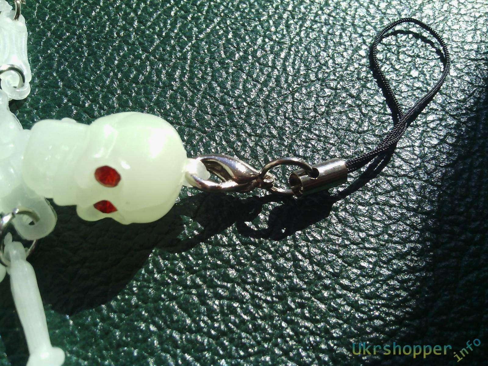 TinyDeal: 12 флуоресцентных скелетонов