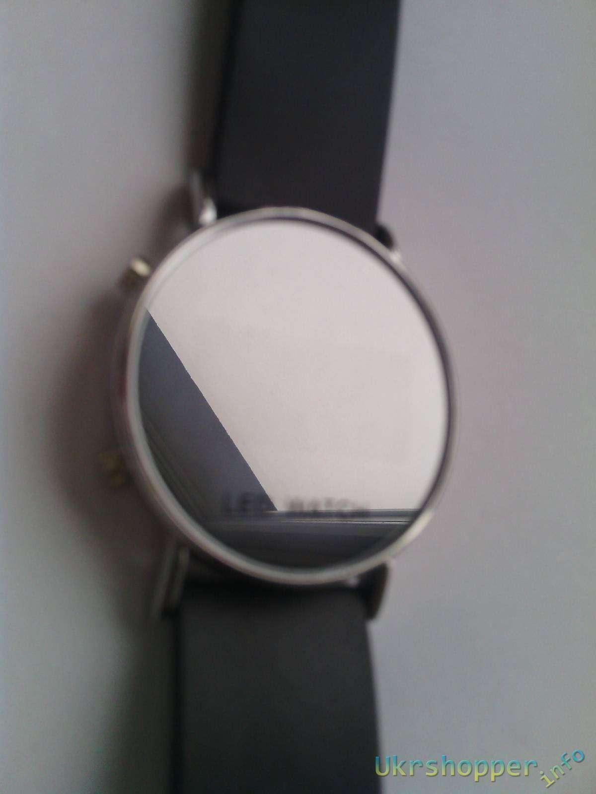 TinyDeal: Дешёвые LED-часы