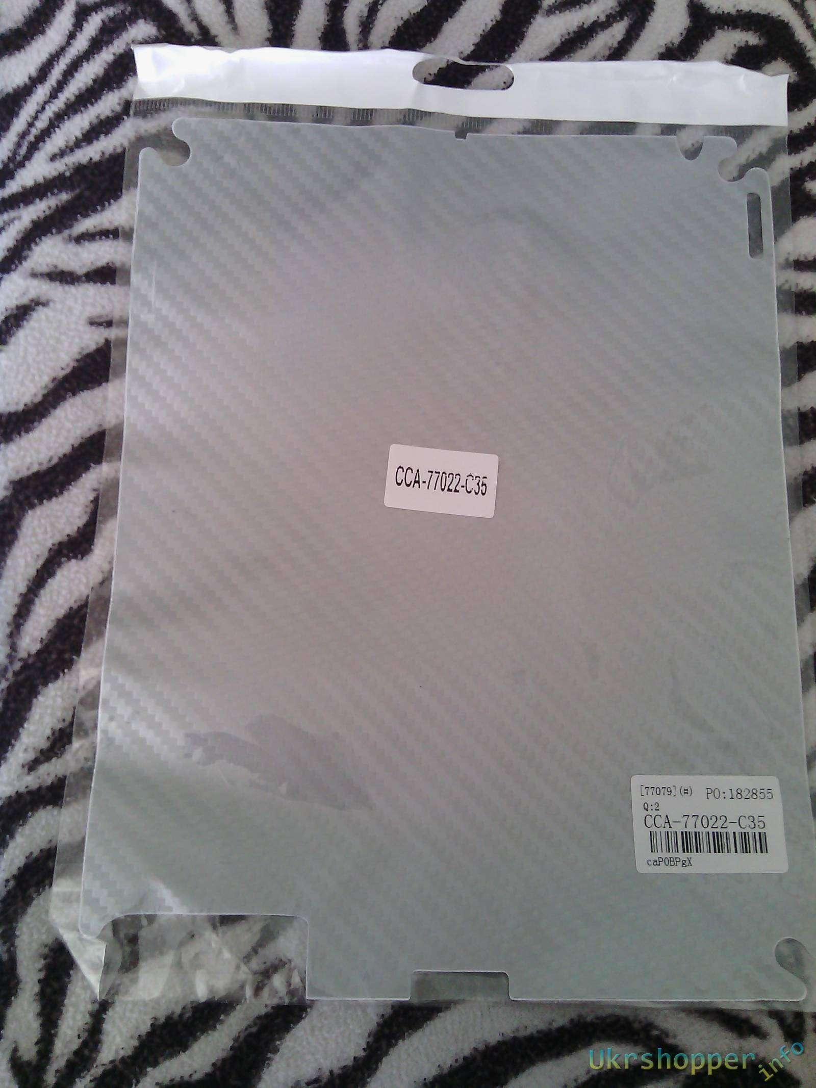 TinyDeal: Карбоновая наклейка на Apple iPad 2 и не только!