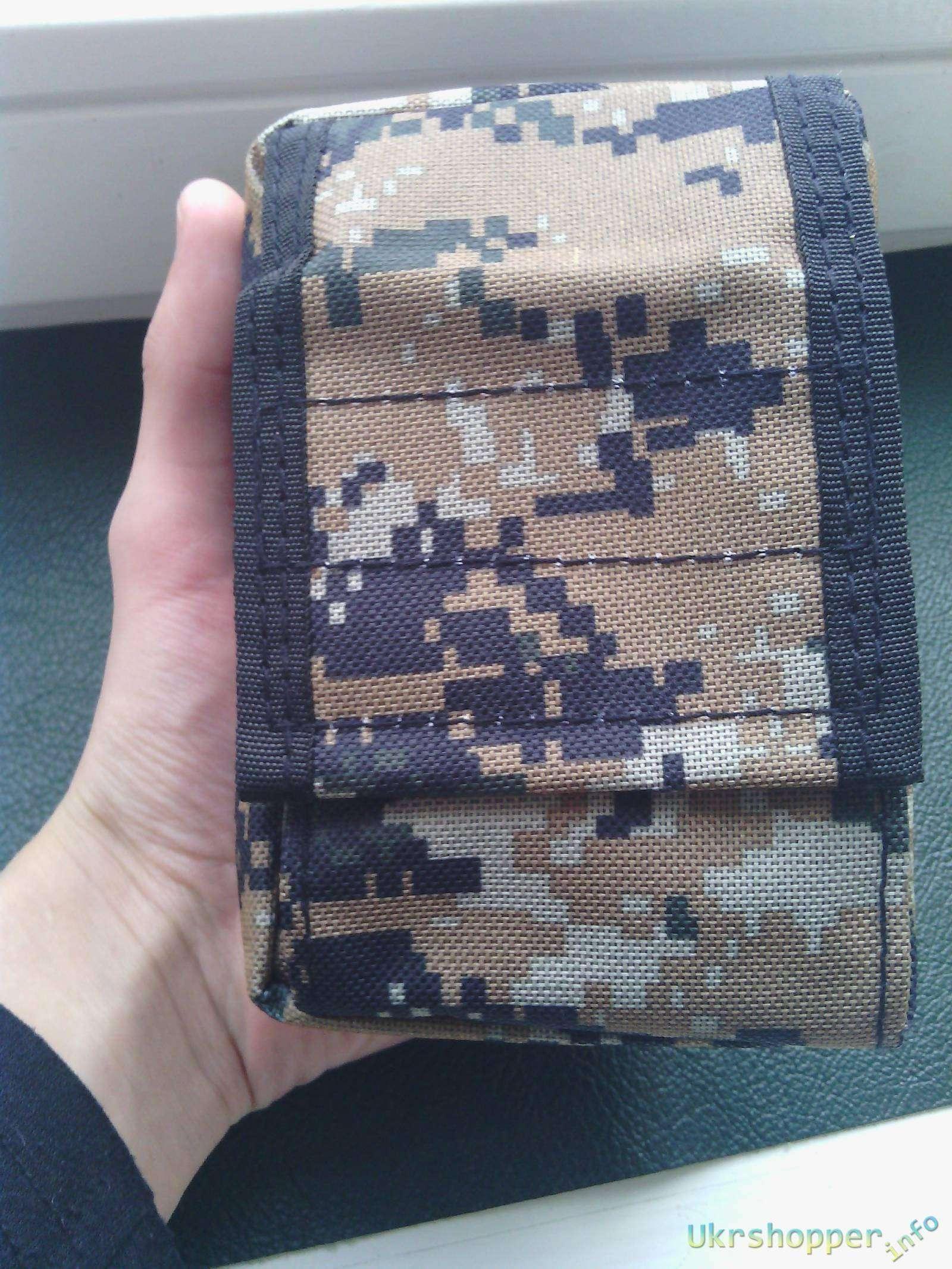TinyDeal: Сумочка-чехол Military