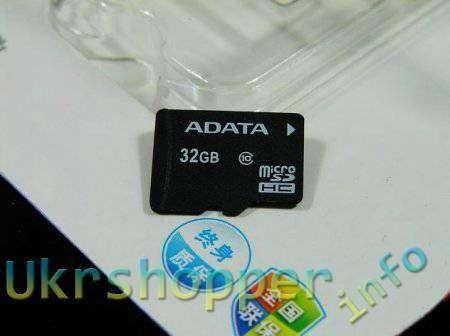 TinyDeal: (ADATA) 32GB класс 10