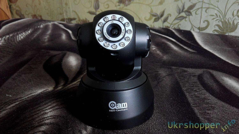 TinyDeal: COOLCAM NIP-02 - IP камера для всех