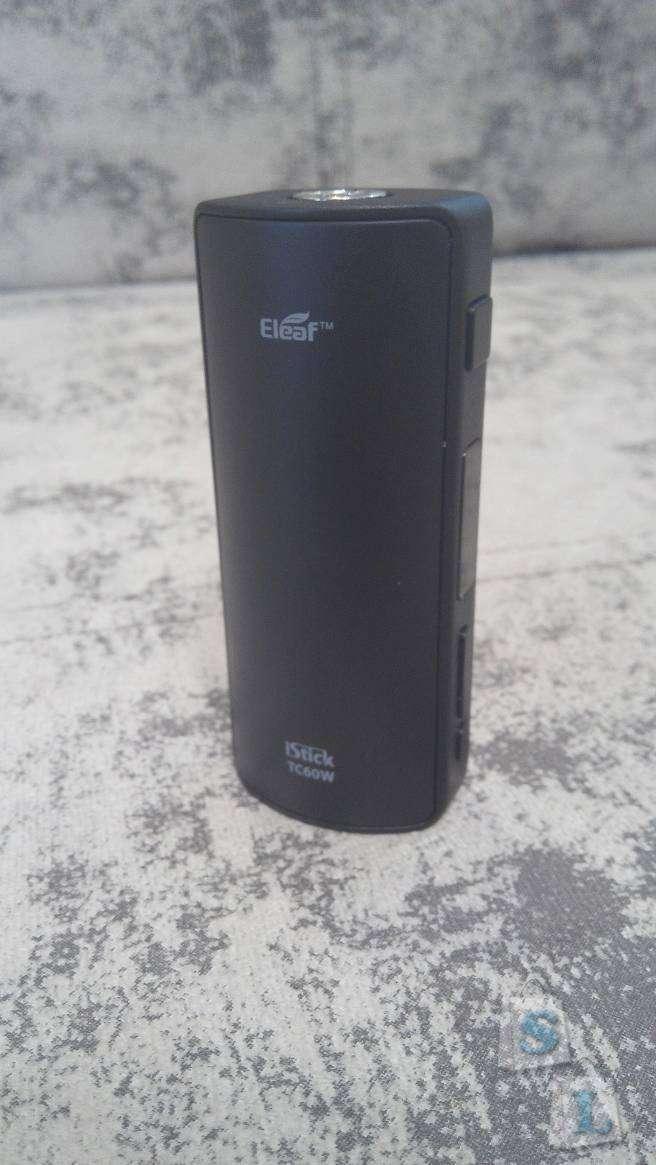 Banggood: Eleaf iStick 60W TC + Melo 2 - комплект для электронного парения