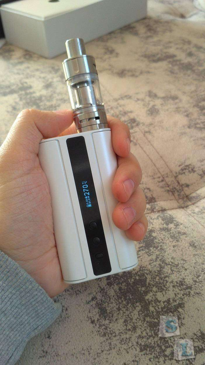 EverBuying: Бокс мод - Eleaf iStick TC100W