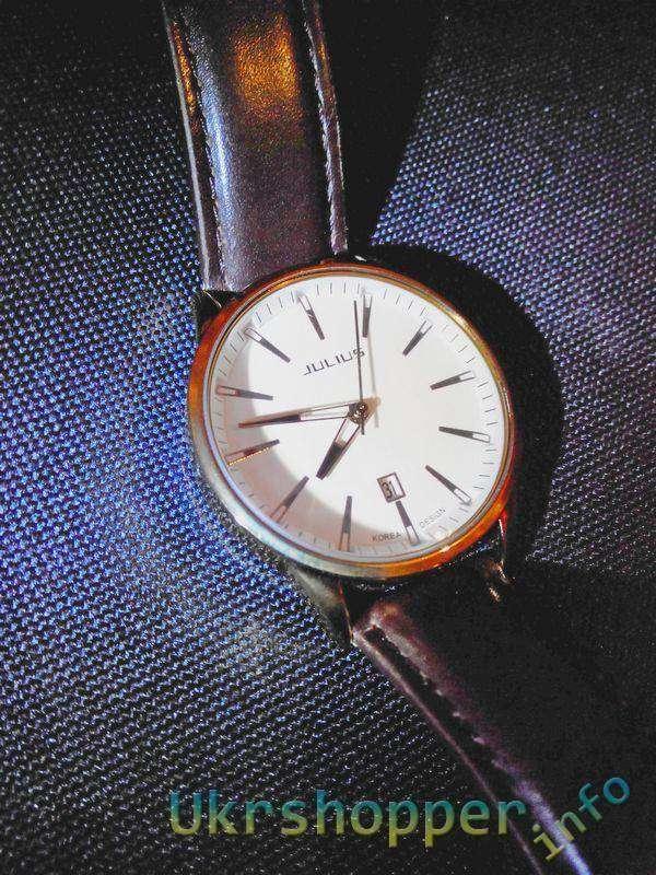 TinyDeal: Часы китайского бренда JULIUS